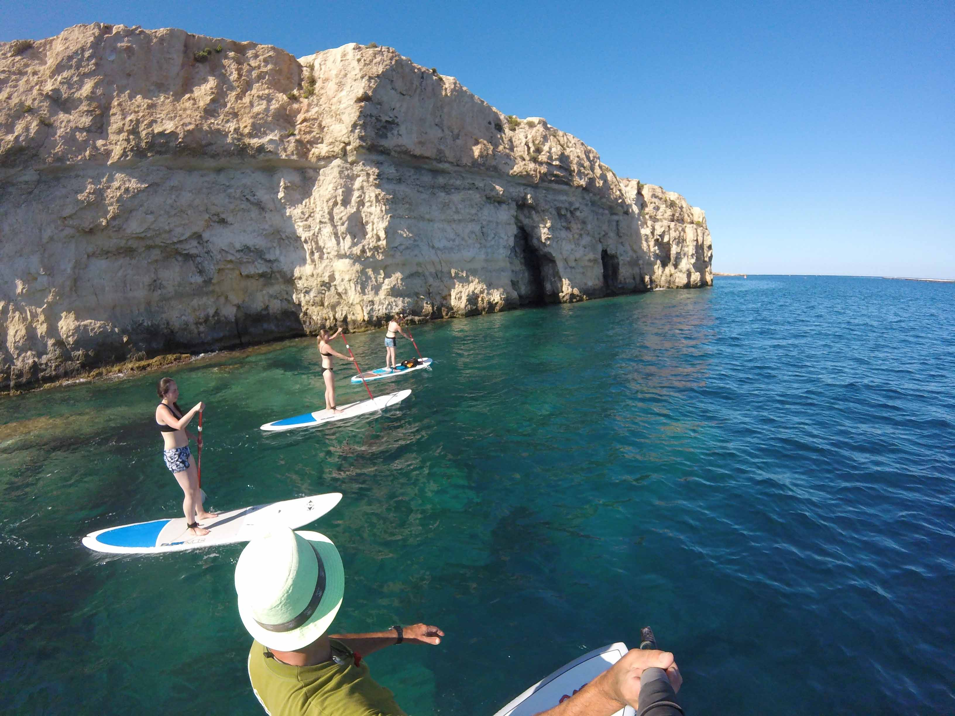DCIM102GOPROsurfingmalta windsurfing school, Sup, Stand up paddle surfing, windsurfing lessons courses,  Malta , sup tours, Coral lagoon, Gnejna, Mellieha, Mscala, St Thomas bay